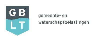 Logo GBLT (Gemeente en waterschapsbelastingen)