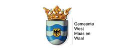 Logo gemeente West Maas en Waal