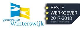 Logo gemeente Winterswijk (Beste werkgever 2017 - 2018)