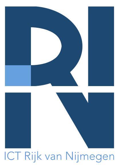Logo ICT Rijk van Nijmegen