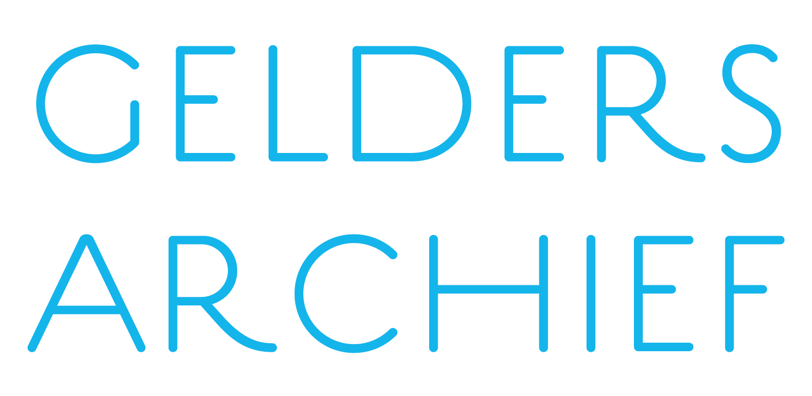 Logo Gelders Archief