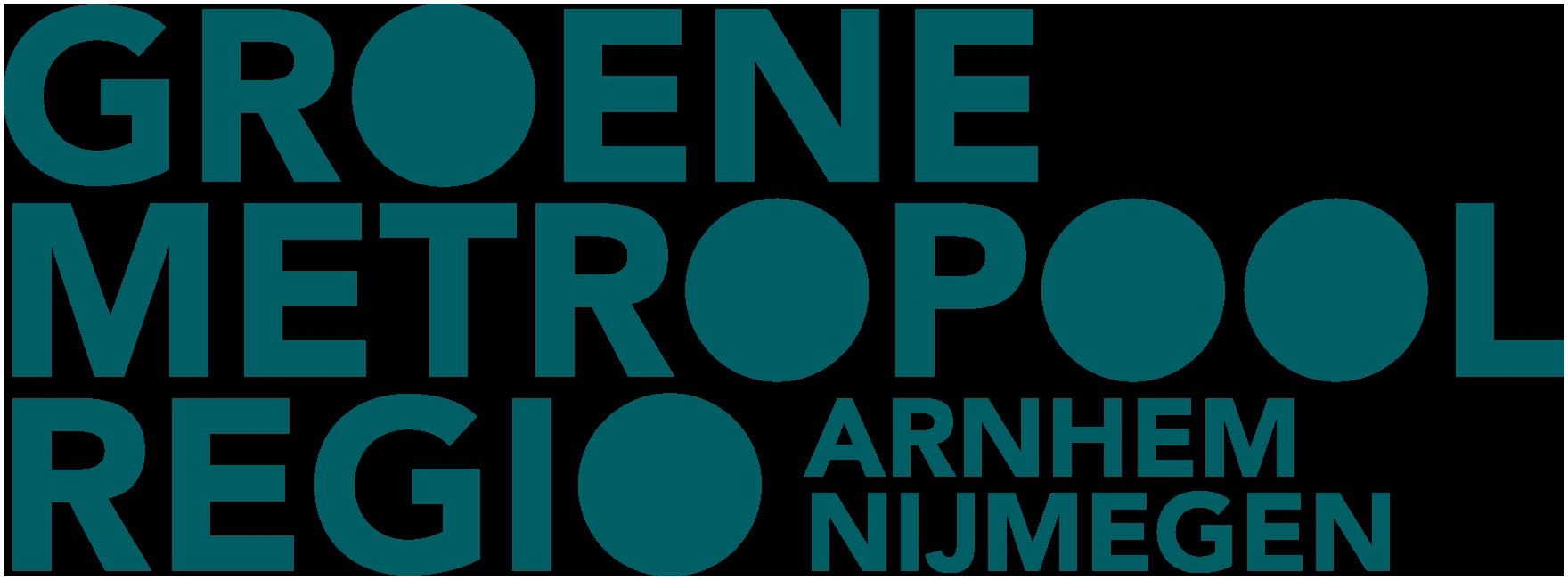 Logo Groene Metropoolregio